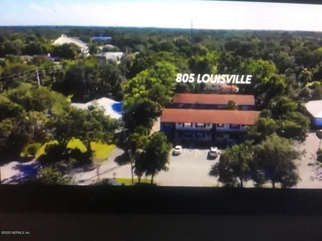 805 Louisville St, Port Orange, FL 32129 (MLS #1061162) :: Ponte Vedra Club Realty