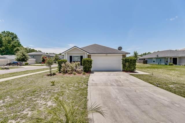 96076 Aqua Vista Ct, Yulee, FL 32097 (MLS #1061197) :: Noah Bailey Group