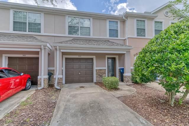 505 Sunstone Ct, Orange Park, FL 32065 (MLS #1061221) :: EXIT Real Estate Gallery