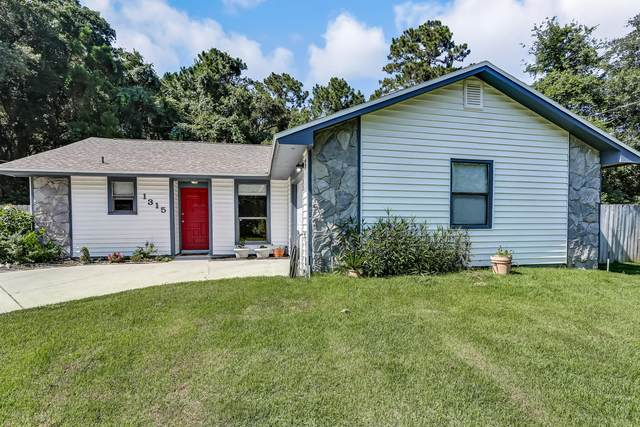 1315 Lime St, Fernandina Beach, FL 32034 (MLS #1061244) :: The Hanley Home Team