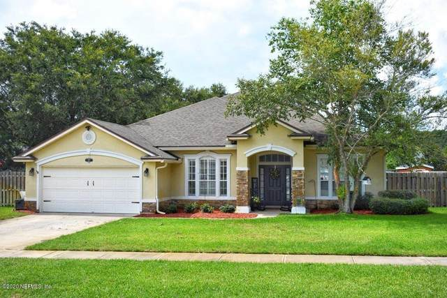 177 Whisper Ridge Dr, St Augustine, FL 32092 (MLS #1061245) :: EXIT Real Estate Gallery