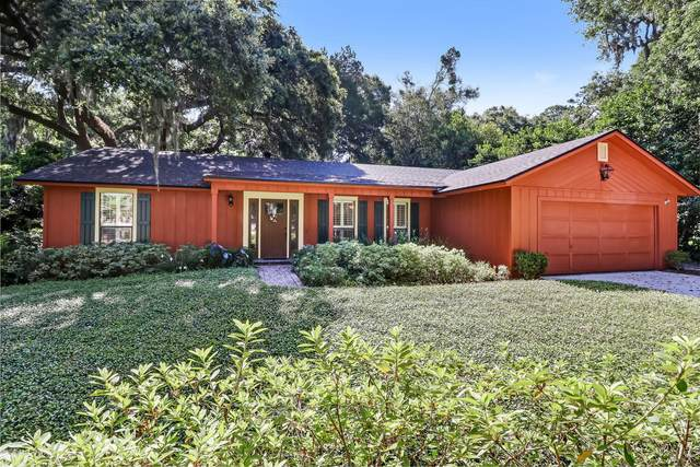 5446 Marshview Ln, Fernandina Beach, FL 32034 (MLS #1061301) :: The Impact Group with Momentum Realty