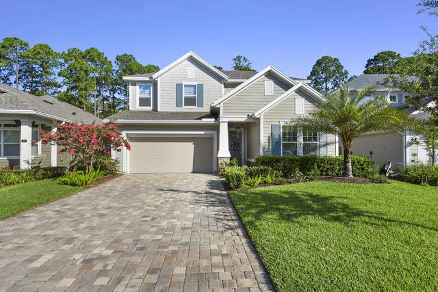88 Whisper Rock Dr, Ponte Vedra, FL 32081 (MLS #1061358) :: Menton & Ballou Group Engel & Völkers