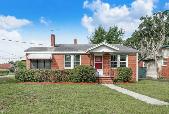 244 Woodrow St, Jacksonville, FL 32208 (MLS #1061419) :: Berkshire Hathaway HomeServices Chaplin Williams Realty