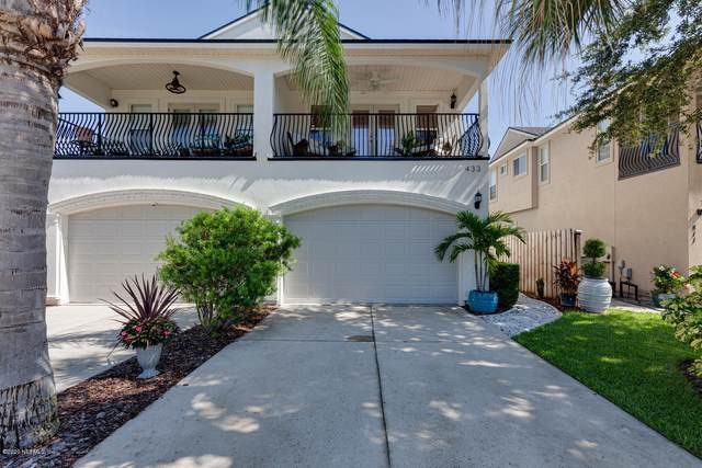 433 12TH Ave S, Jacksonville Beach, FL 32250 (MLS #1061433) :: The Hanley Home Team
