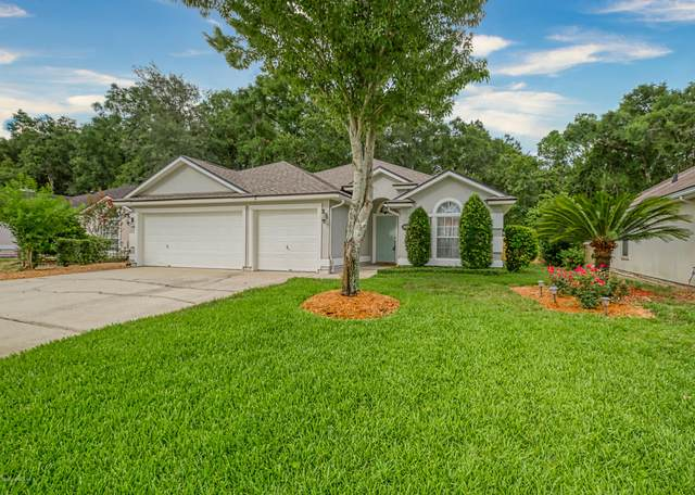 2493 Carriage Lamp Dr, Jacksonville, FL 32246 (MLS #1061440) :: Ponte Vedra Club Realty