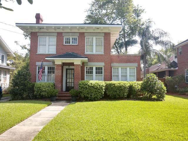 1419 Avondale Ave, Jacksonville, FL 32205 (MLS #1061468) :: Berkshire Hathaway HomeServices Chaplin Williams Realty