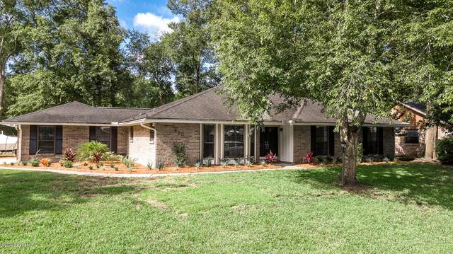 430 Segovia Dr, Fleming Island, FL 32003 (MLS #1061469) :: The DJ & Lindsey Team