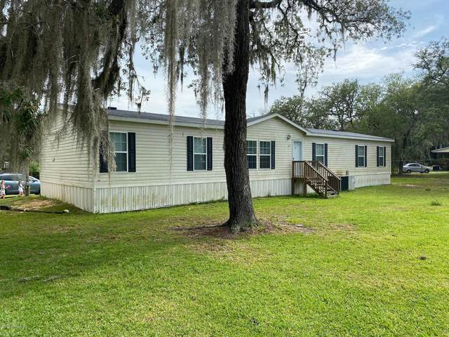 129 Woodland Ln, Hawthorne, FL 32640 (MLS #1061483) :: Berkshire Hathaway HomeServices Chaplin Williams Realty