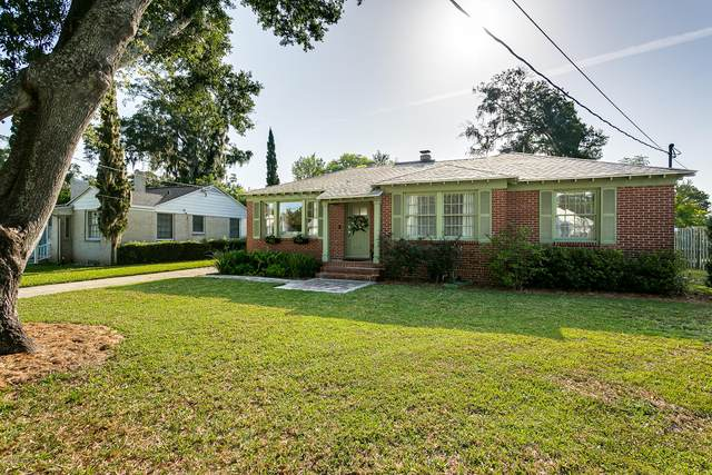 4315 Redwood Ave, Jacksonville, FL 32207 (MLS #1061520) :: Memory Hopkins Real Estate