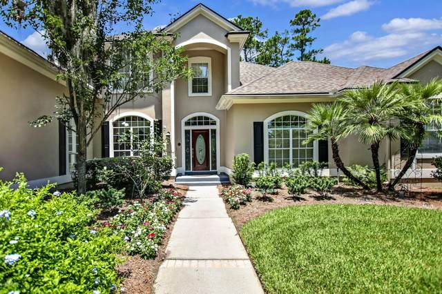 100 Troon Point Ln, Ponte Vedra Beach, FL 32082 (MLS #1061530) :: The Volen Group, Keller Williams Luxury International