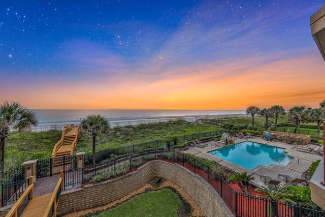 1331 1ST St N #303, Jacksonville Beach, FL 32250 (MLS #1061536) :: The Volen Group, Keller Williams Luxury International