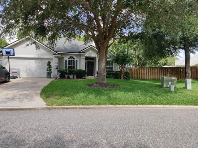 4505 S Pennycress Pl, Jacksonville, FL 32259 (MLS #1061549) :: The Volen Group, Keller Williams Luxury International