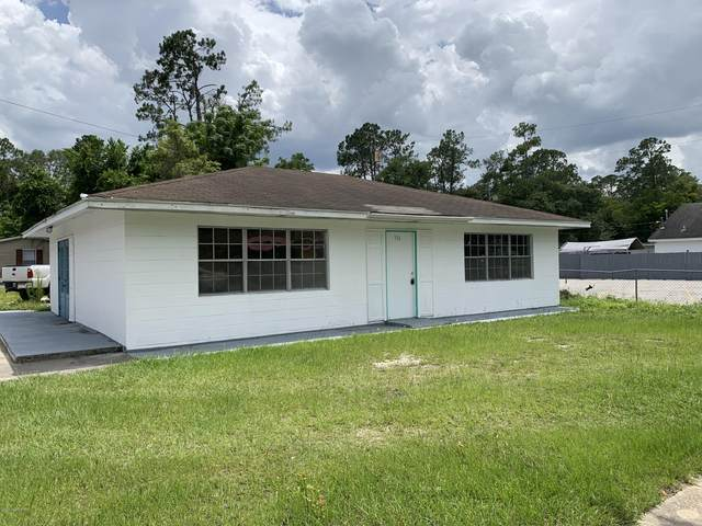 336 W Macclenny Ave, Macclenny, FL 32063 (MLS #1061577) :: Berkshire Hathaway HomeServices Chaplin Williams Realty