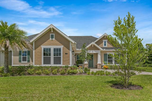 105 Big Horn Trl, Ponte Vedra, FL 32081 (MLS #1061604) :: Berkshire Hathaway HomeServices Chaplin Williams Realty