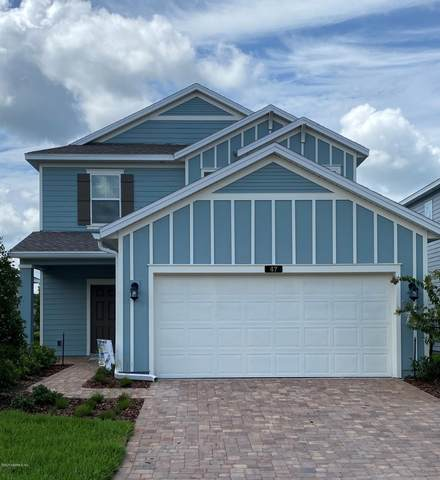 47 Crystal Crest Ln, St Augustine, FL 32095 (MLS #1061655) :: The Hanley Home Team