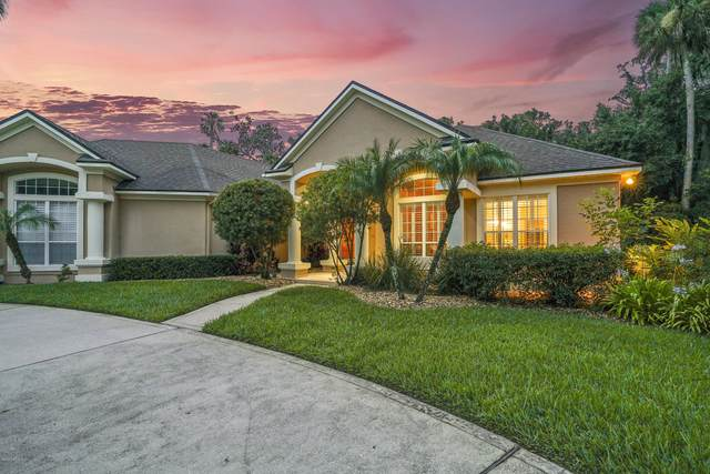 351 Clearwater Dr, Ponte Vedra Beach, FL 32082 (MLS #1061665) :: The Volen Group, Keller Williams Luxury International