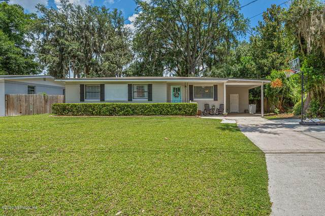 353 Suzanne Dr, Jacksonville, FL 32218 (MLS #1061696) :: EXIT Real Estate Gallery