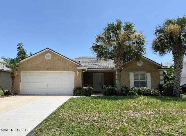 109 Marsh Island Cir, St Augustine, FL 32095 (MLS #1061733) :: Memory Hopkins Real Estate