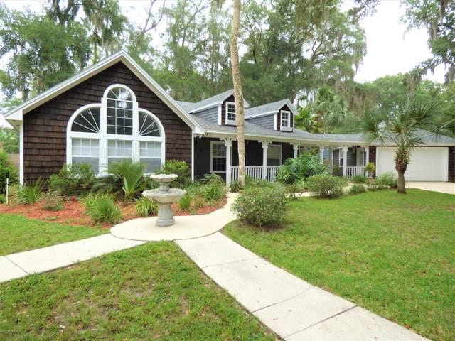 215 Mimosa Rd, St Augustine, FL 32086 (MLS #1061736) :: Menton & Ballou Group Engel & Völkers