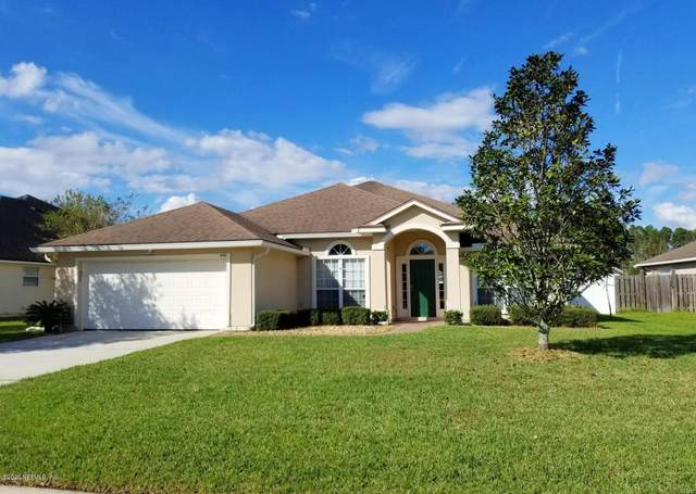 440 John's Creek Pkwy, St Augustine, FL 32092 (MLS #1061738) :: Memory Hopkins Real Estate