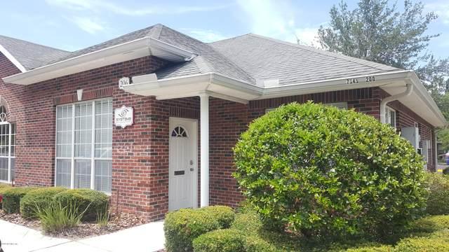 7545 Centurion Pkwy #206, Jacksonville, FL 32256 (MLS #1061774) :: 97Park
