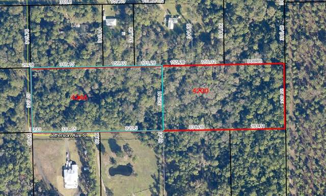 4200/ 4246 Jefferson Ave S, Hastings, FL 32145 (MLS #1061778) :: The Hanley Home Team