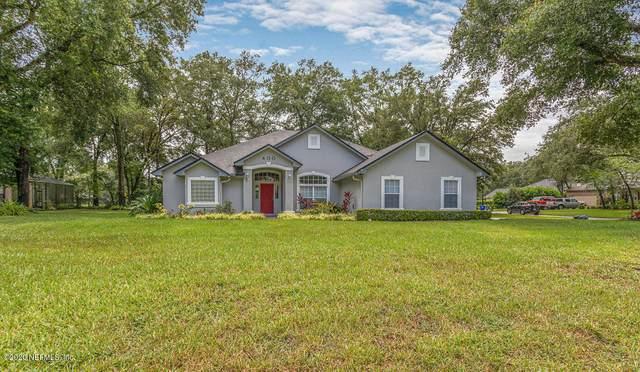 400 Chicopee Ct, St Johns, FL 32259 (MLS #1061785) :: Bridge City Real Estate Co.