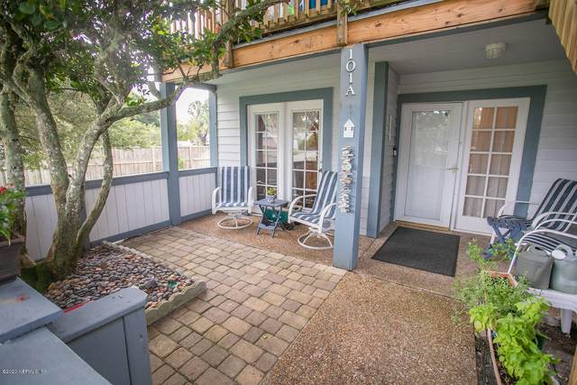200 16TH St 101A, St Augustine Beach, FL 32080 (MLS #1061789) :: Homes By Sam & Tanya