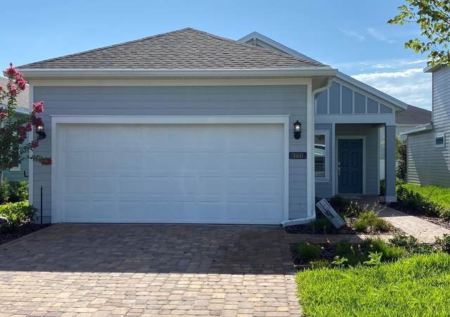 160 River Mist Dr, St Augustine, FL 32095 (MLS #1061813) :: Keller Williams Realty Atlantic Partners St. Augustine