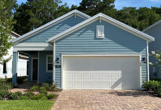 288 River Mist Dr, St Augustine, FL 32095 (MLS #1061815) :: Memory Hopkins Real Estate