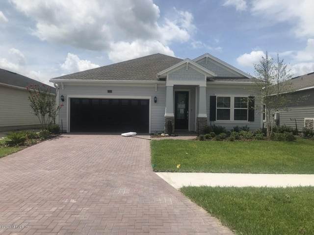 299 Broomsedge Cir, St Augustine, FL 32095 (MLS #1061847) :: Noah Bailey Group