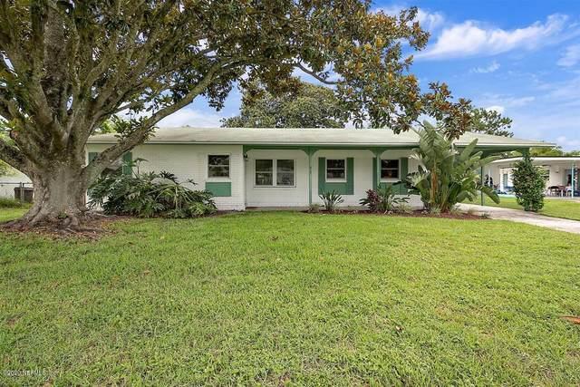 417 Driftwood Rd, Neptune Beach, FL 32266 (MLS #1061851) :: The Volen Group, Keller Williams Luxury International