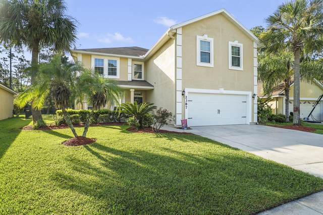 2387 Golfview Dr, Fleming Island, FL 32003 (MLS #1061868) :: The Perfect Place Team