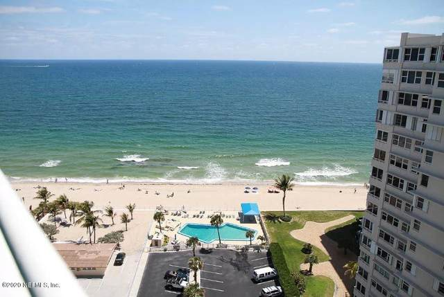 4050 N Ocean Dr #1703, Fort Lauderdale, FL 33308 (MLS #1061878) :: The Volen Group, Keller Williams Luxury International