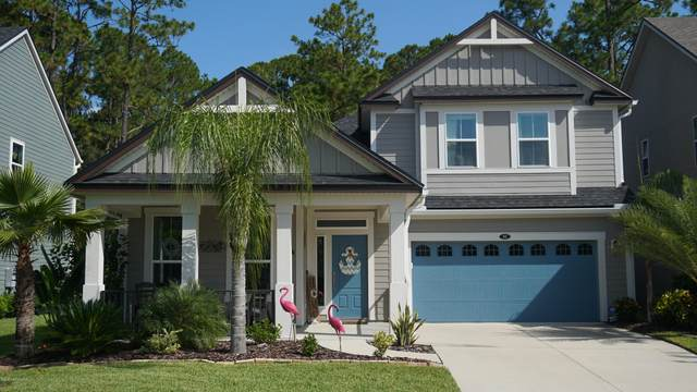 52 Eagle Rock Dr, Ponte Vedra, FL 32081 (MLS #1061905) :: The Volen Group, Keller Williams Luxury International