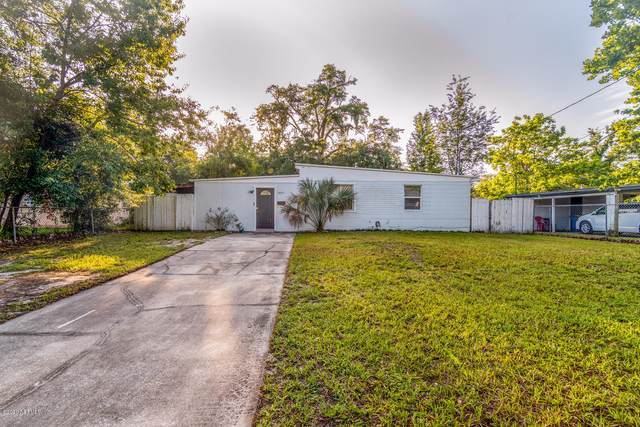 10555 Ashby Rd, Jacksonville, FL 32218 (MLS #1061911) :: Military Realty