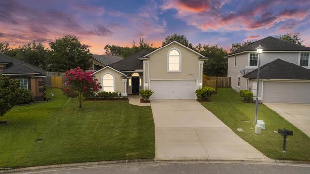 2436 Willowbend Dr, St Augustine, FL 32092 (MLS #1061913) :: Noah Bailey Group