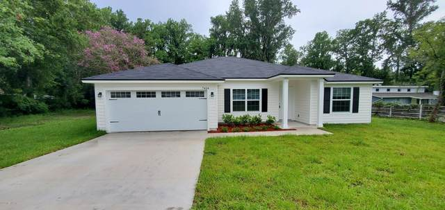 7424 Silver Lake Ter, Jacksonville, FL 32216 (MLS #1061920) :: Noah Bailey Group