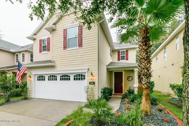 631 Briar View Dr, Orange Park, FL 32065 (MLS #1061944) :: The Hanley Home Team