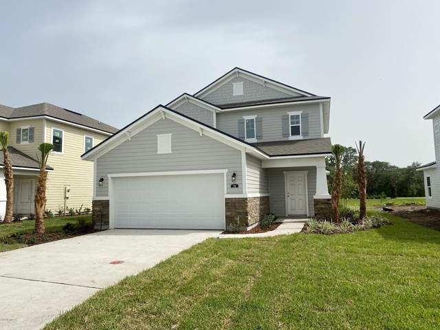 74 St Barts Ave, St Augustine, FL 32080 (MLS #1061994) :: The Newcomer Group
