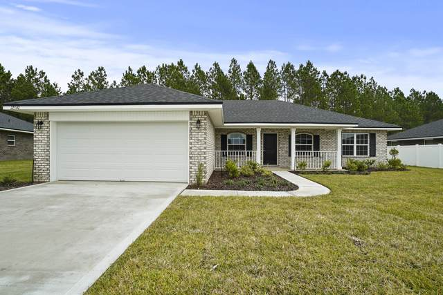 6646 Fen Rd, Jacksonville, FL 32218 (MLS #1062023) :: The Newcomer Group