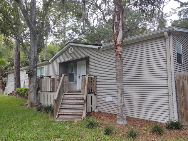434 Roosevelt Terrace Rd, St Augustine, FL 32084 (MLS #1062063) :: Homes By Sam & Tanya