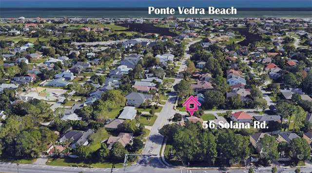 56 Solana Rd, Ponte Vedra Beach, FL 32082 (MLS #1062065) :: The Hanley Home Team