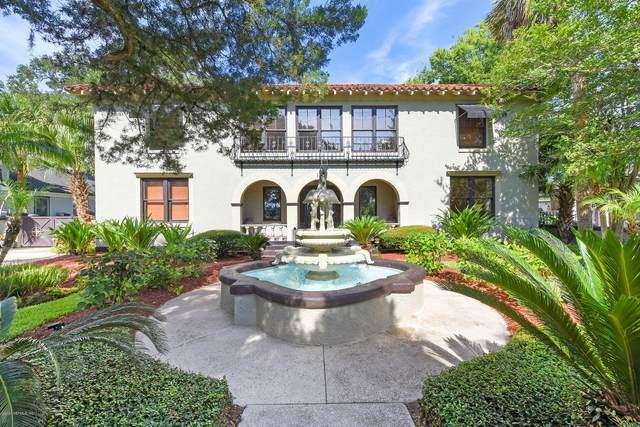 126 Marine St, St Augustine, FL 32084 (MLS #1062067) :: The Volen Group, Keller Williams Luxury International