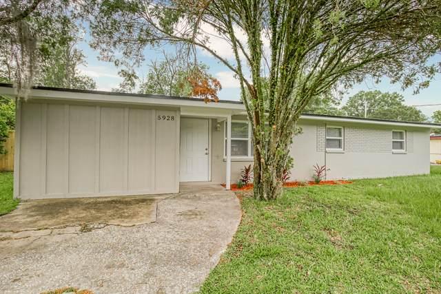 5928 Tampico Rd, Jacksonville, FL 32244 (MLS #1062082) :: CrossView Realty