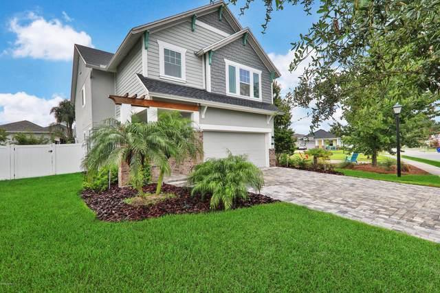 255 Park Lake Dr, Ponte Vedra, FL 32081 (MLS #1062085) :: Berkshire Hathaway HomeServices Chaplin Williams Realty