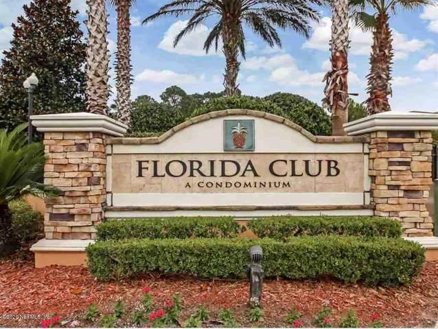 540 Florida Club Blvd #105, St Augustine, FL 32084 (MLS #1062087) :: The Hanley Home Team