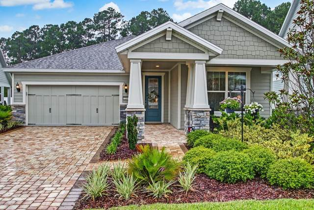 219 Front Door Ln, St Augustine, FL 32095 (MLS #1062161) :: Homes By Sam & Tanya