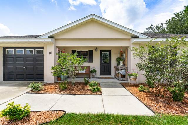 111 Miller St, Pomona Park, FL 32181 (MLS #1062214) :: The Every Corner Team